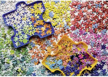 Ravensburger - The Puzzler's Palette Puzzle 1000pc