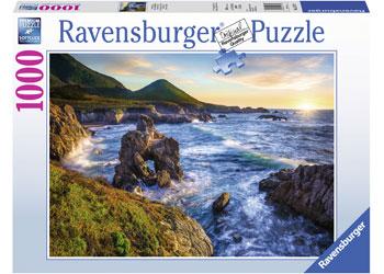 Ravensburger - Big Sur Sunset Puzzle 1000pc