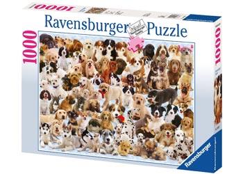 Ravensburger - Dogs Galore! Puzzle 1000pc