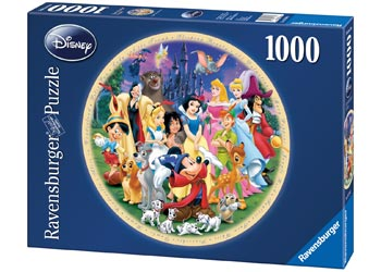 Disney Wonderful World Puzzle 1000pc