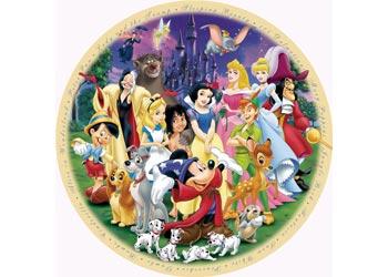 Ravensburger - Disney Wonderful World Puzzle 1000pc