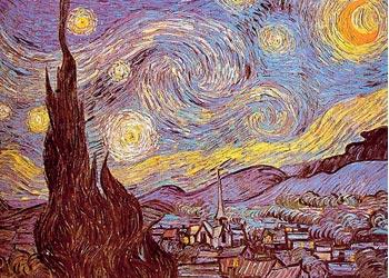 Ravensburger - Van Gogh Starry Night Puzzle 1500 pieces