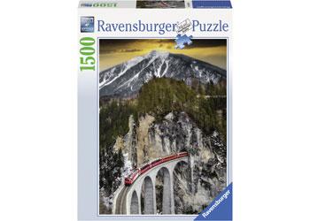 Ravensburger - Winter Canyon Puzzle 1500pc