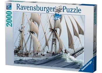 Ravensburger - Statsraad Lehmkuhl Puzzle 2000pc