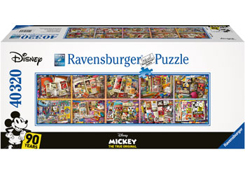 Ravensburger - Disney Mickey Through the Years 40320 pieces
