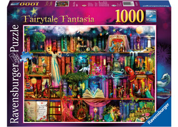 Ravensburger - Fairytale Fantasia Aimee Stewart 1000pc