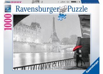 Ravensburger - Wonderful Paris Puzzle 1000 pieces
