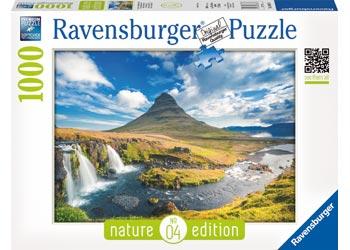 Ravensburger - River Waterfall Nature Puzzle 1000pc