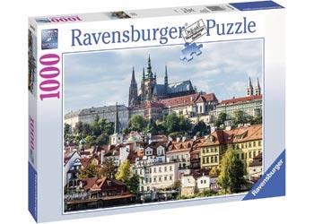 Ravensburger - Prague Castle Puzzle 1000pc