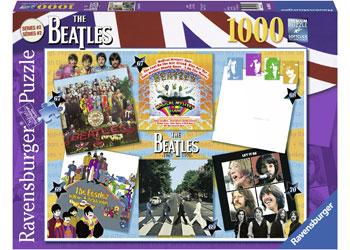 Ravensburger - Beatles Albums 1967-1970 1000 pieces