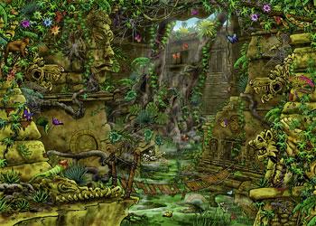 Ravensburger - ESCAPE 2 The Temple Grounds Puz 759pc