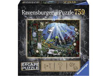 Ravensburger - ESCAPE 4 Submarine Puzzle 759pc