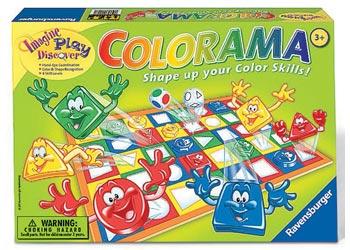 Colorama Game