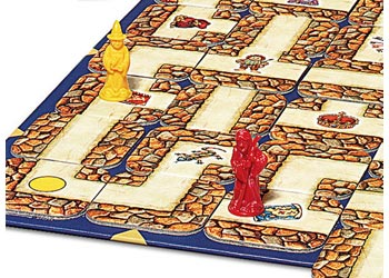 The Amazing Labyrinth Board Game