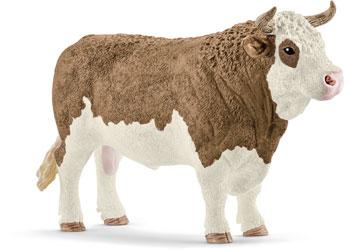 Schleich - Fleckvieh Bull