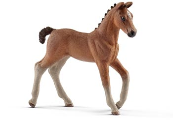 Schleich – Hanoverian Foal