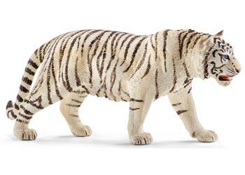 Schleich – Tiger White