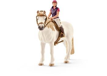 Schleich – Recreational Rider with Horse