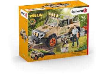 Schleich - 4x4 Vehicle with Winch