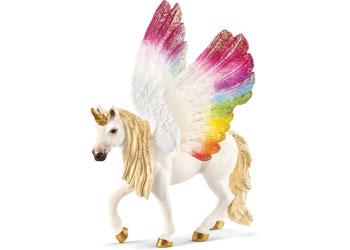 Schleich - Winged Rainbow Unicorn
