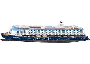 Siku - TUI Cruise Ship 3 - 1:1400 Scale