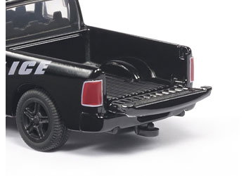 MB Catalogue: Siku - Dodge US Police Truck - 1:50 Scale