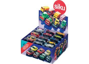 Siku - 10 Series Single Blister - 50 pc Counter Display