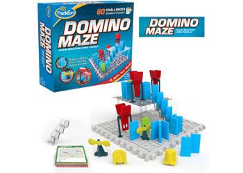 ThinkFun - Domino Maze