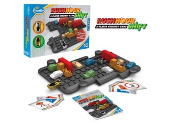 ThinkFun - Rush Hour Shift Game