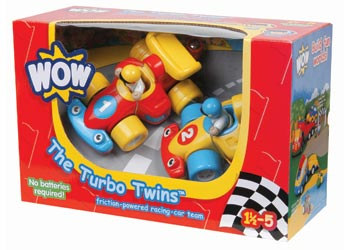 WOW Toys – The Turbo Twins