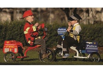 Eurotrike - Tandem Trike - Police