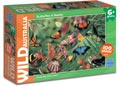 Blue Opal - Wild Aust Butterflies & Beetles 100pc