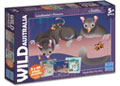 Blue Opal - Wild Australia Leadbeater's Possums 3x49pc Puzzle