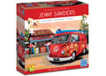 Blue Opal - Jenny Sanders The Shack Kombi 1000pc Puzzle