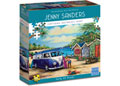 Blue Opal - Jenny Sanders Surfy 63 Kombi 1000pc Puzzle