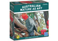 Blue Opal - Aust Geographic Gang-gang Cockatoo 1000pc Puzzle