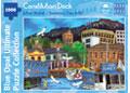 Blue Opal - Esther Shohet Constitution Dock 1000pc