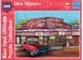 Blue Opal - Jenny Sanders Red Monaro 1000pc