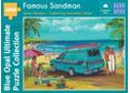 Blue Opal - Jenny Sanders Famous Sandman 1000pc