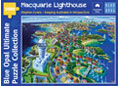 Blue Opal - Stephen Evans Macquarie Lighthouse 1000pc