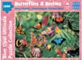Blue Opal - Garry Fleming Butterflies & Beetles 1000pc