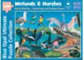 Blue Opal - Garry Fleming Wetlands & Marshes 1000pc