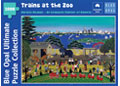 Blue Opal - Narelle Wildman Trains at the Zoo 1000pc