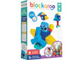 Blockaroo - Magnetic Foam Blocks Plane 10pcs