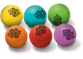 Orbit Excite High Bounce Balls 24 Pack