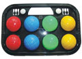 Orbit - 8 Piece Bocce Ball Set in Case