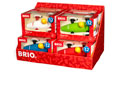 BRIO Toddler - Race Car Assorted Colours CDU8