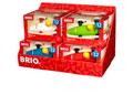 BRIO Toddler - Race Car Assorted Colours CDU8