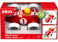 BRIO Toddler - Play & Learn Action Racer