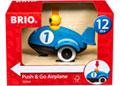 BRIO Toddler - Push & Go Airplane